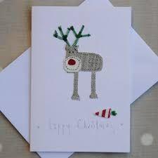 Image result for sewn christmas card Christmas Card Holders, Diy Christmas Cards, Christmas Sewing, Handmade Christmas, Fabric Cards, Fabric Postcards, Paper Cards, Diy Cards, Christmas Projects