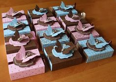 FREE! cut files inc SVG butterfly topper matchbox party favours. Cute packaging decor.