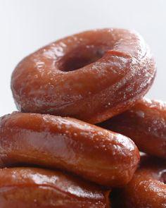 Classic Glazed Donuts Recipe by Tasty