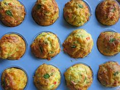 Learn with Play at Home: Cheese and Veg Muffins. Cooking with Kids