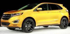 2016 Ford Edge Titanium Price Australia