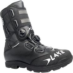 Lake MXZ400 Winter Cycling Boot  Mens BlackSilver 500 -- You can get more details by clicking on the image. This is an Amazon Affiliate links.