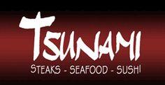 Tsunami restaurant. Greenville.