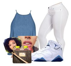 Untitled #67 by ayannaprettygirlrock on Polyvore featuring polyvore, fashion and style