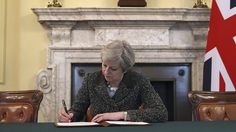 UK PM May says will continue fight against U.S. tariffs on Bombardier CSeries planes