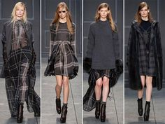 Vera Wang Fall/Winter 2014-2015 Collection - New York Fashion Week