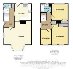 Nice little property Ground Floor, Floor Plans, Lounge, Windows, Doors, Flooring, How To Plan, Bedroom, Nice