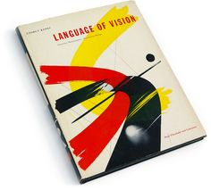 Language of Vision (1951), book cover