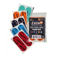 Genesis Excel Performance Tape Sample Pack #BowlingTape #FingerTape