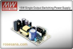 2R Hardware & Electronics: Meanwell PS-15-12 switch mode power supply