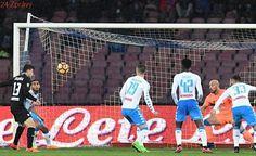 Neapol v lize poprvé od října prohrála, nestačila na Bergamo