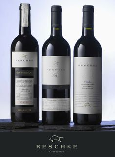 Reschke Cabernet Sauvignon. Empyrean - Bos - Vitulus; the best trio…