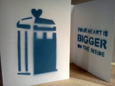 Doctor Who Valentine by DunwichCollective