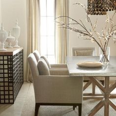 Dining Chair | Bernhardt