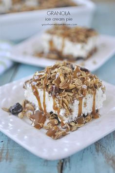Granola Ice Cream Pi