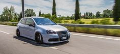 """""""The Italian Job"""": VW Golf 5 R32 nachgeladen und abgeschmeckt"""