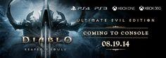 ONE: Diablo III: Ultimate Evil Edition arriba en agosto a Xbox One y PS4