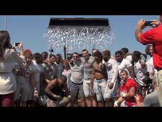 Ohio State Football: Meyers' ALS Ice Bucket Challenge