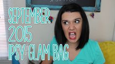 September 2015 ipsy Glam Bag Review | #CYDNTW via @shuggilippo