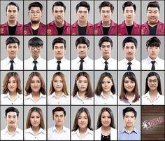 Sotus the drama. X Men, Advance Bravely, Pretty Litte Liars, Fanart, A Love So Beautiful, Theory Of Love, Thai Drama, Squad Goals, Drama Movies