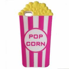 Popcorn iphone 5 case #ohsohip