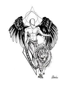 Sketches - Kunst - Tattoo Designs For Women Sketch Tattoo Design, Inspirational Tattoos, Wolf Tattoo Sleeve, Ems Tattoos, New Tattoos, Wolf Tattoo, Geometric Tattoo, Arm Tattoos For Guys, Tattoo Designs