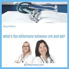 LPNs vs RNs