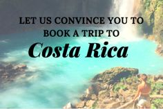 a video of our 10 day trip to Costa rica! Our itinerary is also listed #costarica #travel #wanderlust