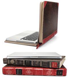 """Para que no te roben la NoteBook, """"El ladron le huye a los libros"""""""