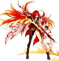 Chica Anime Manga, Anime Oc, Anime Demon, Kawaii Anime, Anime Art Girl, Manga Girl, Fantasy Character Design, Character Art, Blue Exorcist