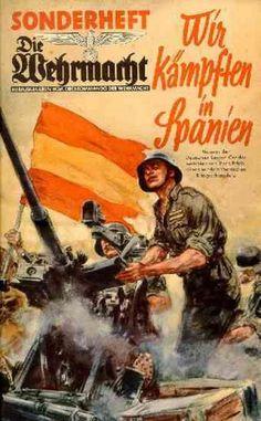 spanish civil war propaganda - Google Search