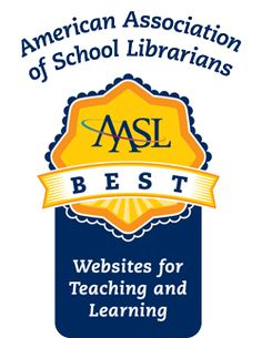 Downloadable bookmarks for AASL's annual Top 25 Websites for Teaching and Learning. I gave to my teachers at the beginning of the school year.