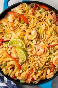 Thai It's time you finally master this stupid-easy Pad Thai.It's time you finally master this stupid-easy Pad Thai. Shrimp Recipes Easy, Easy Asian Recipes, Seafood Recipes, Cooking Recipes, Cooking Games, Noodle Recipes, Thai Food Recipes Easy, Prawn Recipes, Salmon Recipes