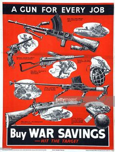 UK WWII Posters
