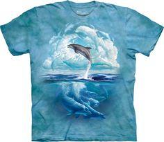 Delfin en el cielo. #3098