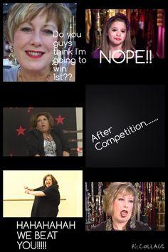 Dance moms comic