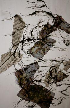 chine colle- Megan Smithson