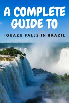 On the border between Argentina, Brazil and Paraguay, you'll find one of the most beautiful places in the world – the Iguazu falls. A national park blessed with outstanding nature and waterfalls, it's one of South America's ultimate travel destinations. Find out everything you need to know for a trip to the Brazilian side of the Iguazu falls with this guide!