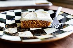 Pumpkin Sheet Cake by Ree Drummond / The Pioneer Woman, via Flickr