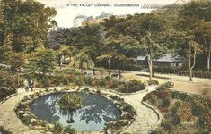 Ramsdale Valley, Scarborough, Yorkshire: Edwardian Postcards Scarborough England, Yorkshire, Postcards, Sidewalk, Side Walkway, Walkway, Walkways, Yorkshire Terrier Puppies, Greeting Card