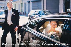 Chwila przed ceremonią ślubną | Fotograf ślubny Płońsk