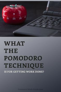 Do You Know What The Pomodoro Technique Is For Getting Work Done Career Help, Job Career, Outsourcing Jobs, Freelance Online, Online Writing Jobs, Marketing Jobs, Business Advice, Productivity, About Me Blog