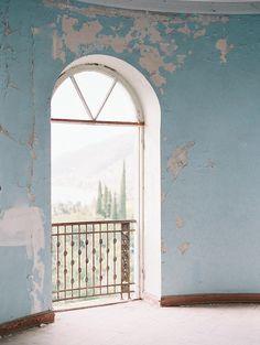 """Abandoned sanatorium """"Georgia"""", Abkhazia #Abandoned"""