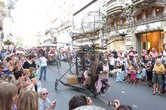 Avignon en juillet 2011 - Grande Parade du Off