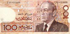 100 Dirhams (1987) Maroc