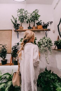 Plant Shopping and 12 Things - Barefoot Blonde by Amber Fillerup Clark Pretty Hairstyles, Braided Hairstyles, Dreadlock Hairstyles, Hairstyles 2018, Black Hairstyles, Wedding Hairstyles, Hair Inspo, Hair Inspiration, Amber Fillerup Clark
