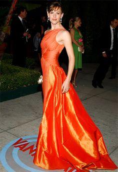 Jennifer Garner in Valentino, 2004
