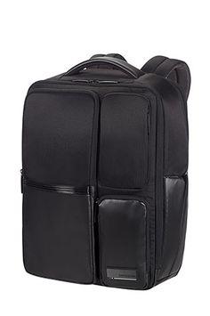 676c8f2e5ac Cityscape Style Laptop Backpack Expandable 39.6cm/15.6inch Grey - Samsonite  UK