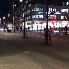 Luleå City november 2014.