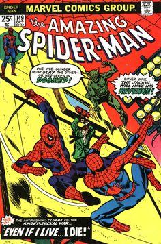 The Amazing Spider-Man (Vol. 1) 149 (1975/10)